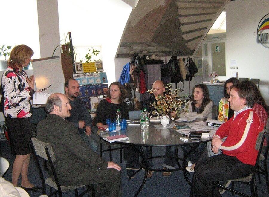 Lecturi literare cu membrii Uniunii Scriitorilor din Moldova