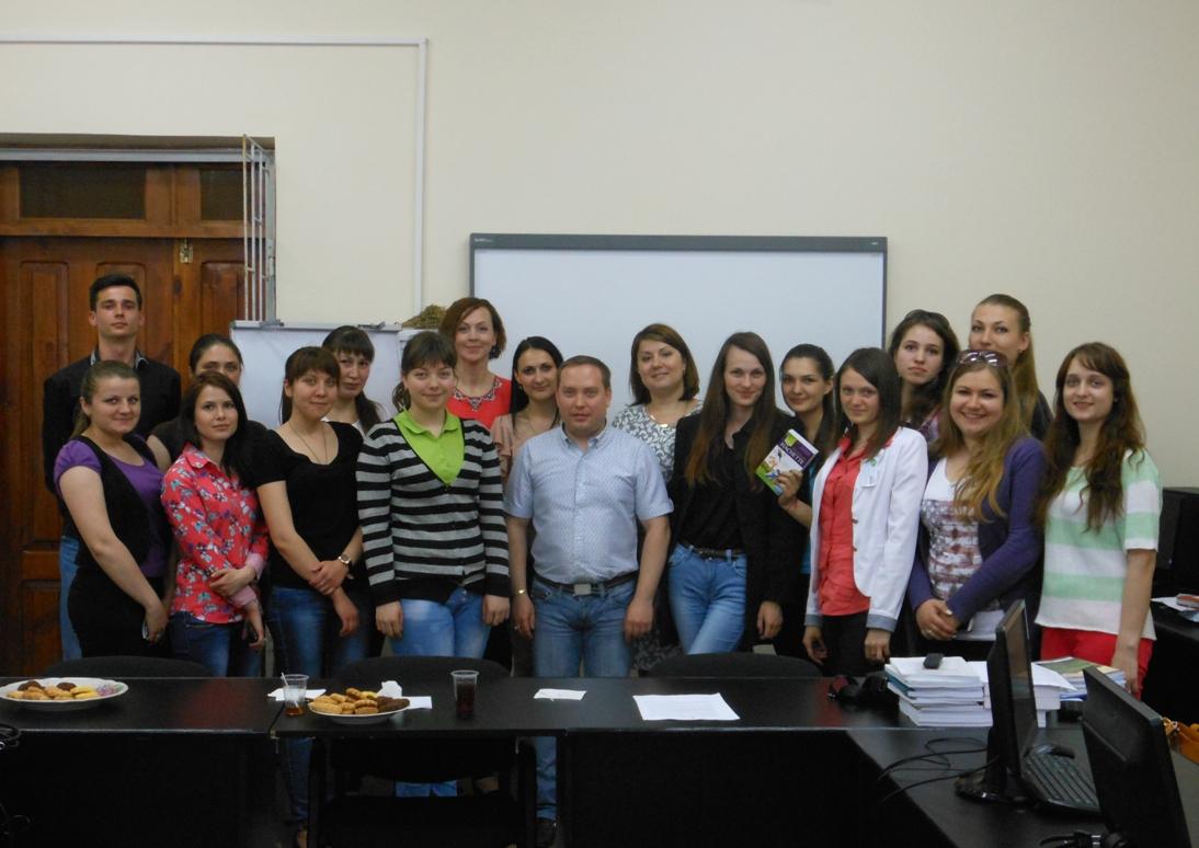 Café Erudition – concours de culture et civilisation francophone entre les étudiants de l'ULIM et les étudiants de l'USARB