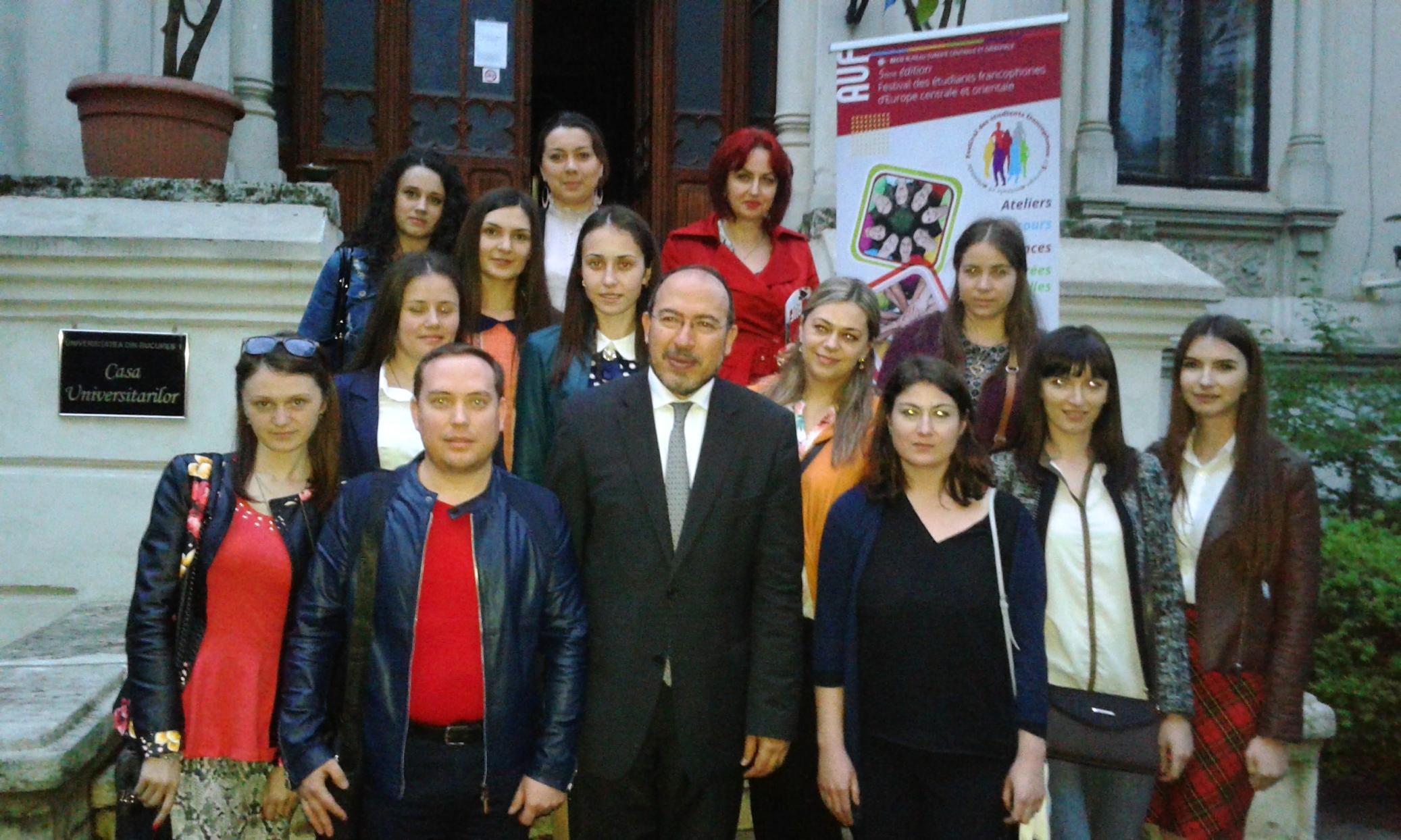La démocratie et le leadership, dans la vision du ministre tunisien, M. Taoufik Jelassi