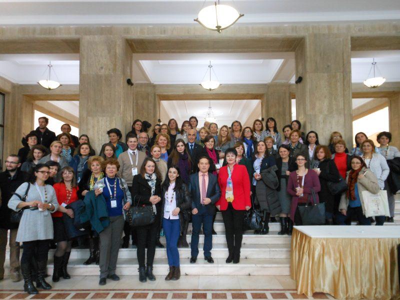 Réunion des responsables des départements de français, Bucarest, les 24-25 novembre 2016