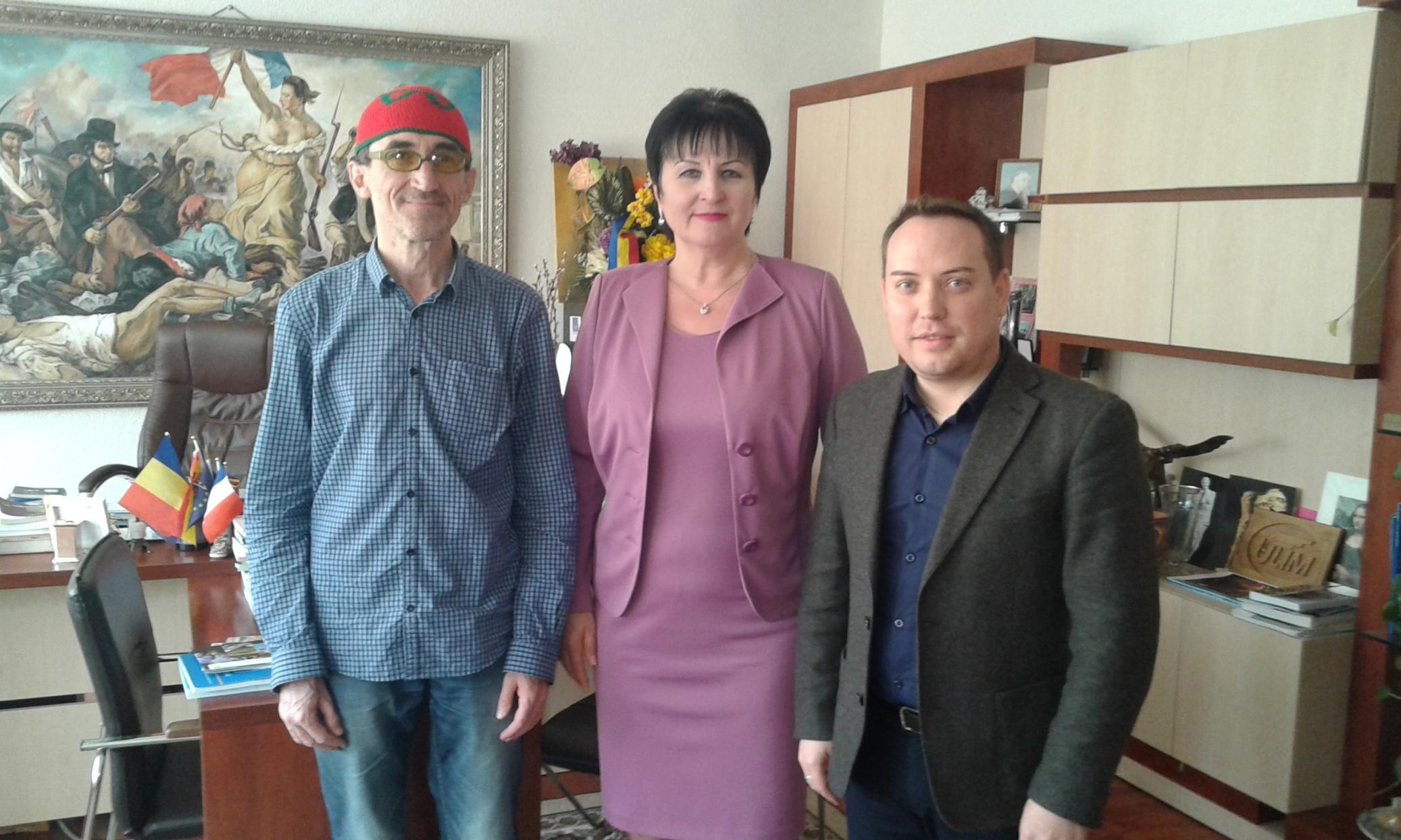 Facultatea de Litere ULIM și Centrul Universitar Nord din Baia Mare au încheiat un Protocol de colaborare