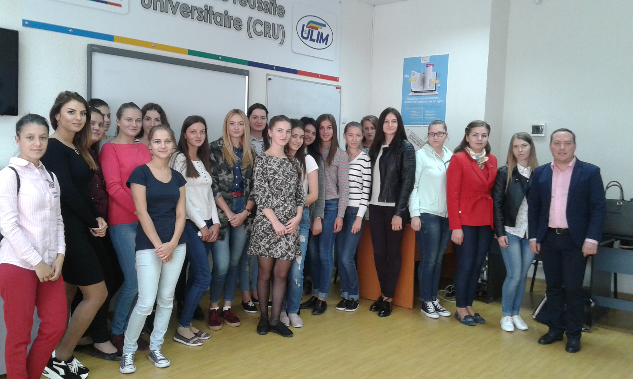 Săptămâna concursurilor de traducere la Facultatea de Litere ULIM