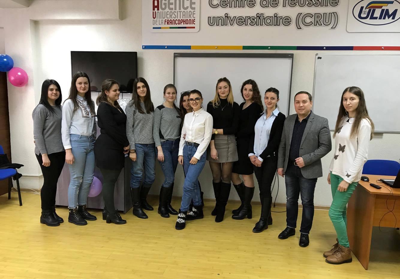 Inovaţie în materie de cercetare ştiinţifică studenţească la Facultatea de Litere ULIM