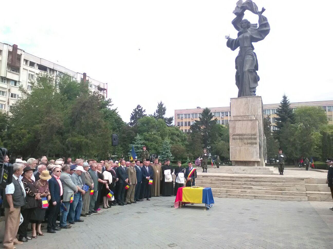 9 mai, o zi cu semnificații multiple pentru românii de pe ambele maluri ale Prutului