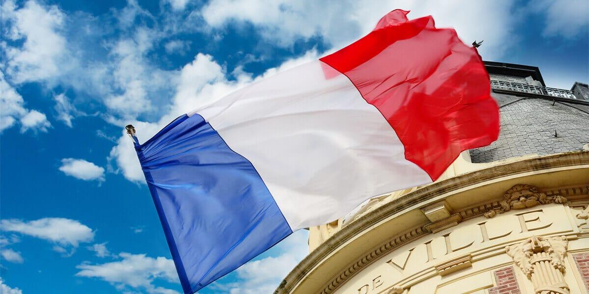 Vive la douce France!