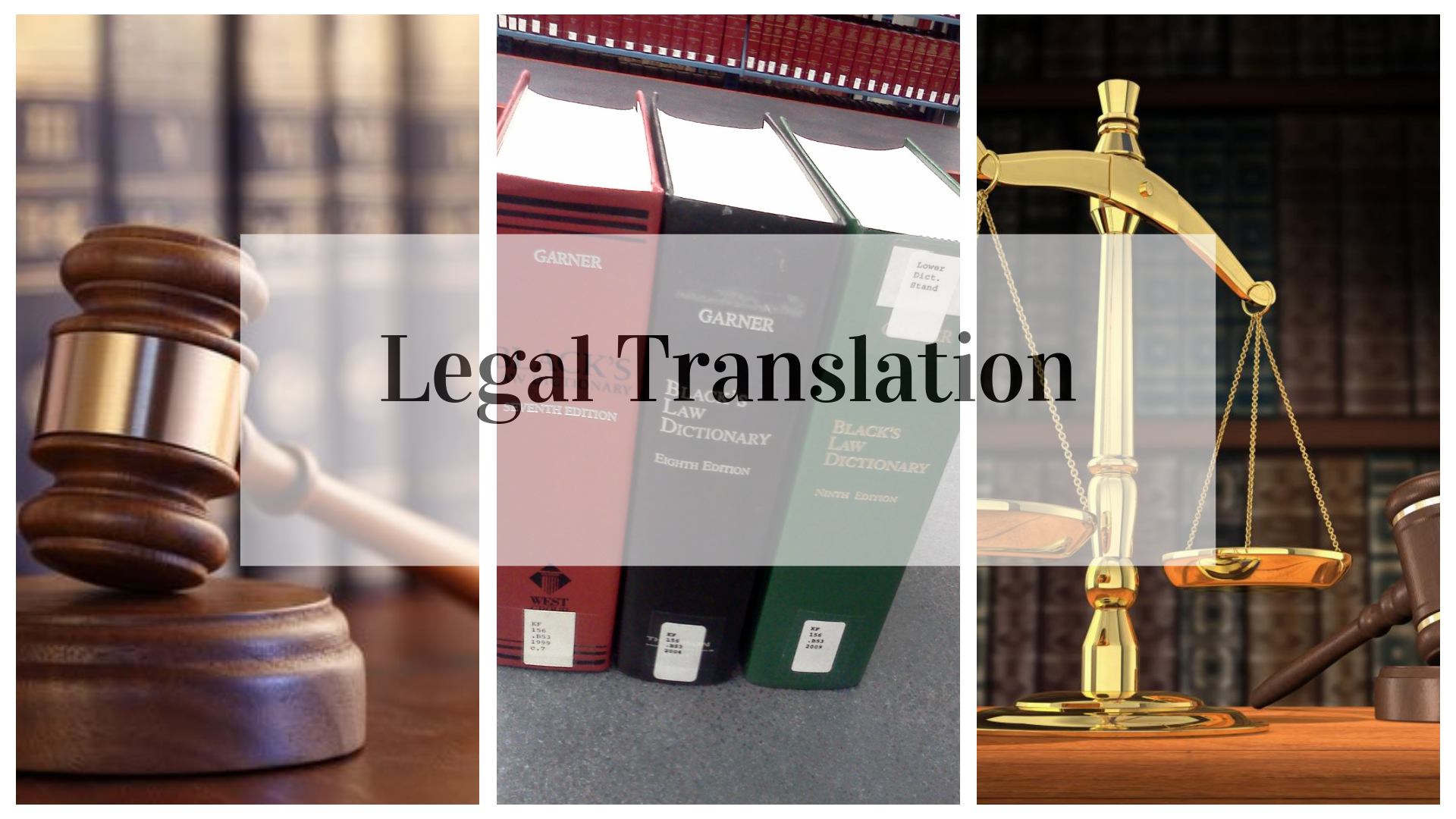 Types of Legal Documents and Difficulties of Their Translation