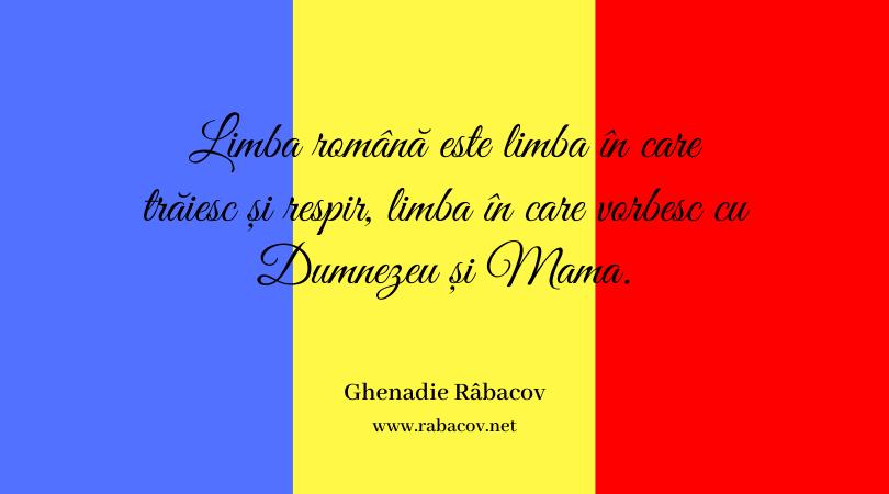 Limba română, între suferință și veșnica luptă pentru existență