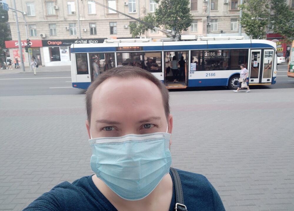 Masca de protecție și (corona)virusul din mintea moldovenilor